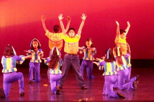 Educational Dance Program
